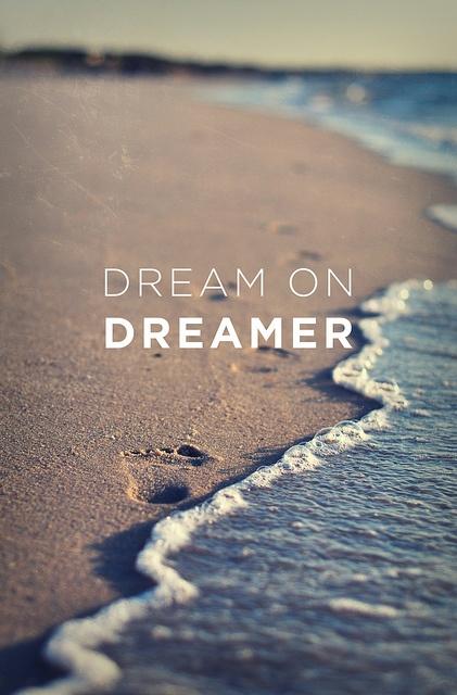 Plage - Dream on Dreamer - INSPIRATION