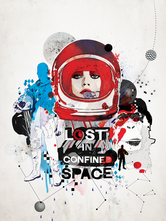 Lost In Confined Space Inspiration
