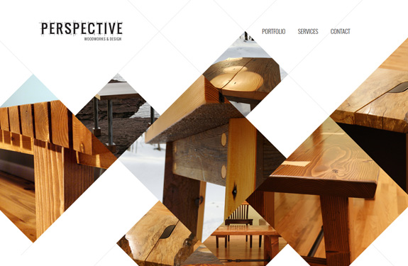 Webdesign & Angles - INSPIRATION