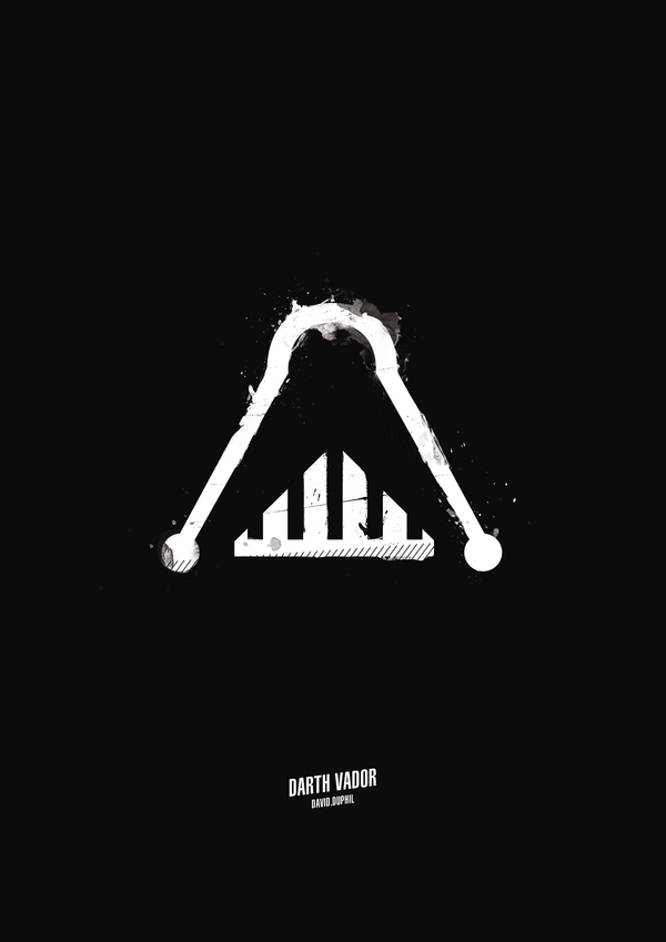 Minimalist Star Wars - INSPIRATION