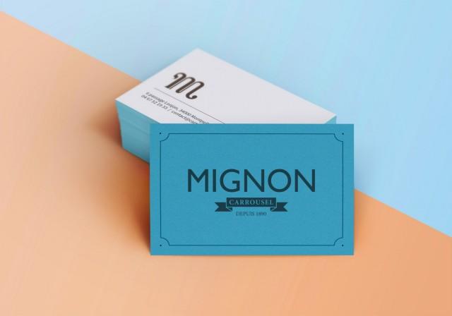 05fb3c5f5e1 Identité Mignon - INSPIRATION